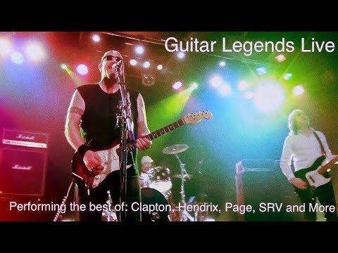 Guitar Legends Live Demo 2019
