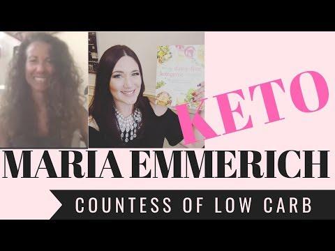 Low carb diet - Maria Emmerich Keto Diet Success  Part 1