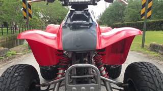 7. 2004 Honda trx 300ex
