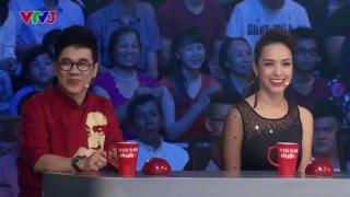 Vietnam's Got Talent 2014 - ĐÊM TRÌNH DIỄN&CÔNG BỐ KQ BK 6 - Trần Thái Sơn