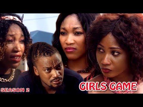 Girls Game Season 2 - 2017 Latest Nigerian Nollywood Movie