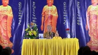 Tịnh Nghiệp Tam Phước (Úc Châu) (Phần 1) - ĐĐ Thích Giác Nhàn