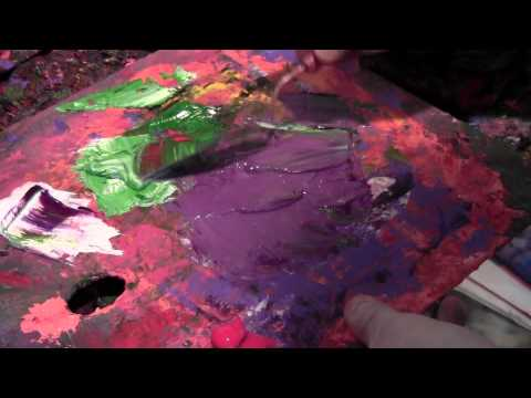 rutenberg - Episode 24 in an ongoing series inside the painter's NYC studio. Here Brian remembers Will Barnet, show a work in progress, and wonders what an artist is sup...