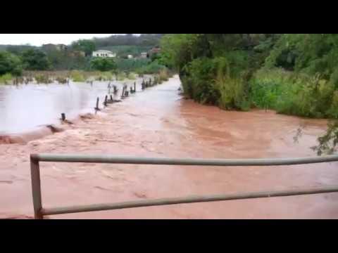 Barragem Santo Antonio - Ibiassucê - 21/11/2016