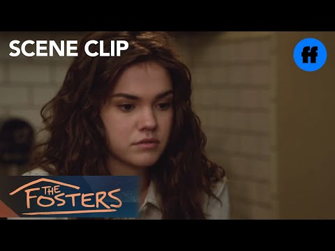 The Fosters 1.16 Clip 'Know the Rules'