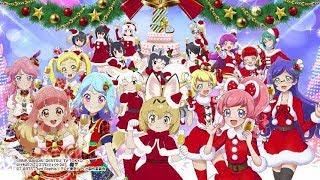 サンタ衣装の人気キャラとクリスマス☆サトシ役・松本梨香も特別出演「アニメJAM2018」CM