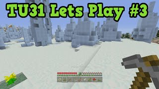 Minecraft TU31 Lets Play 3 - NEW BIOMES Explored!