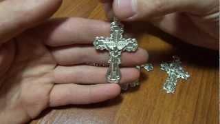 Чем можно почистить серебряный крестик в домашних условиях