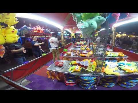 Food & Travel Vlog 6 (18+): Đi hội chợ lô tô chơi gặp toàn gái teen sexy, hàng khủng, phê lòi mắt ^^ - Thời lượng: 30 phút.