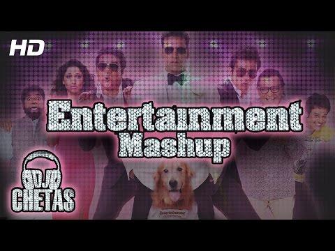 Movie Entertainment Official Mashup | DJ Chetas | Akshay Kumar, Tamannaah Bhatia