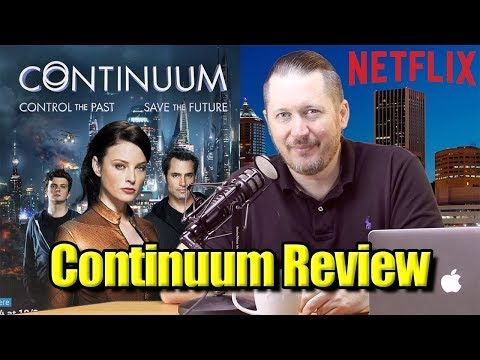 Continuum On Netflix Review