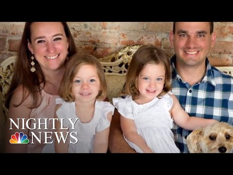 Firefighter Dies After Natural Gas Explosion In Wisconsin, Wife Speaks Out | NBC Nightly News