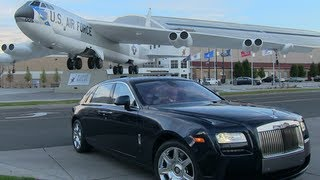 2012 Rolls-Royce Ghost First Drive&Review