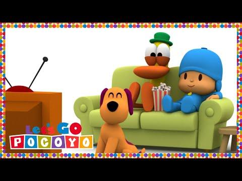 Pocoyo português Brasil - Let's Go Pocoyo! - A sala do Pato [Episódio 42] em HD