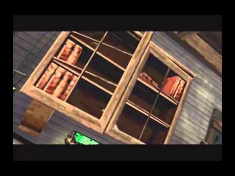 Evil Dead Regeneration Playstation 2