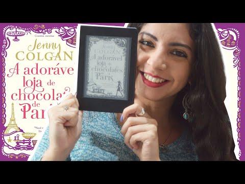 ROMANCE FOFO: A ADORÁVEL LOJA DE CHOCOLATES DE PARIS, DE JENNY COLGAN | MINHA VIDA LITERÁRIA