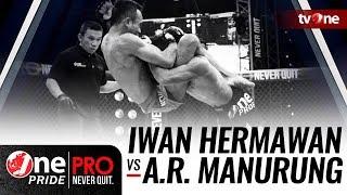 Video Iwan Hermawan vs Adi Ruminto Manurung - One Pride Pro Never Quit #16 HD MP3, 3GP, MP4, WEBM, AVI, FLV Oktober 2018