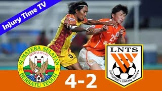 Video Sriwijaya FC 4-2 Shandong Luneng | All Goals & Highlights English Commentary | AFC Champions League MP3, 3GP, MP4, WEBM, AVI, FLV Januari 2018