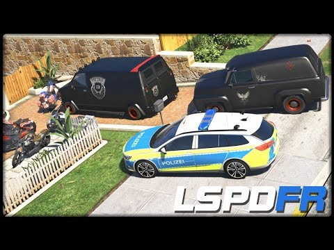 GTA 5 LSPD:FR #374 | Rockerparty Eskaliert! - Deutsch - Grand Theft Auto 5 LSPDFR