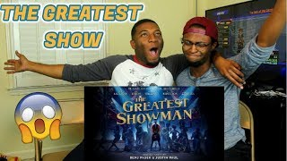 Video The Greatest Show (from The Greatest Showman Soundtrack)(REACTION) MP3, 3GP, MP4, WEBM, AVI, FLV Juli 2018