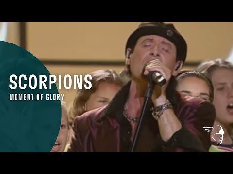 Tekst piosenki Scorpions - Moment Of Glory po polsku