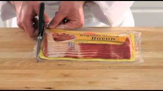 Looking to cook more bacon with less mess? Sugardale shows you how to cook bacon in the oven.