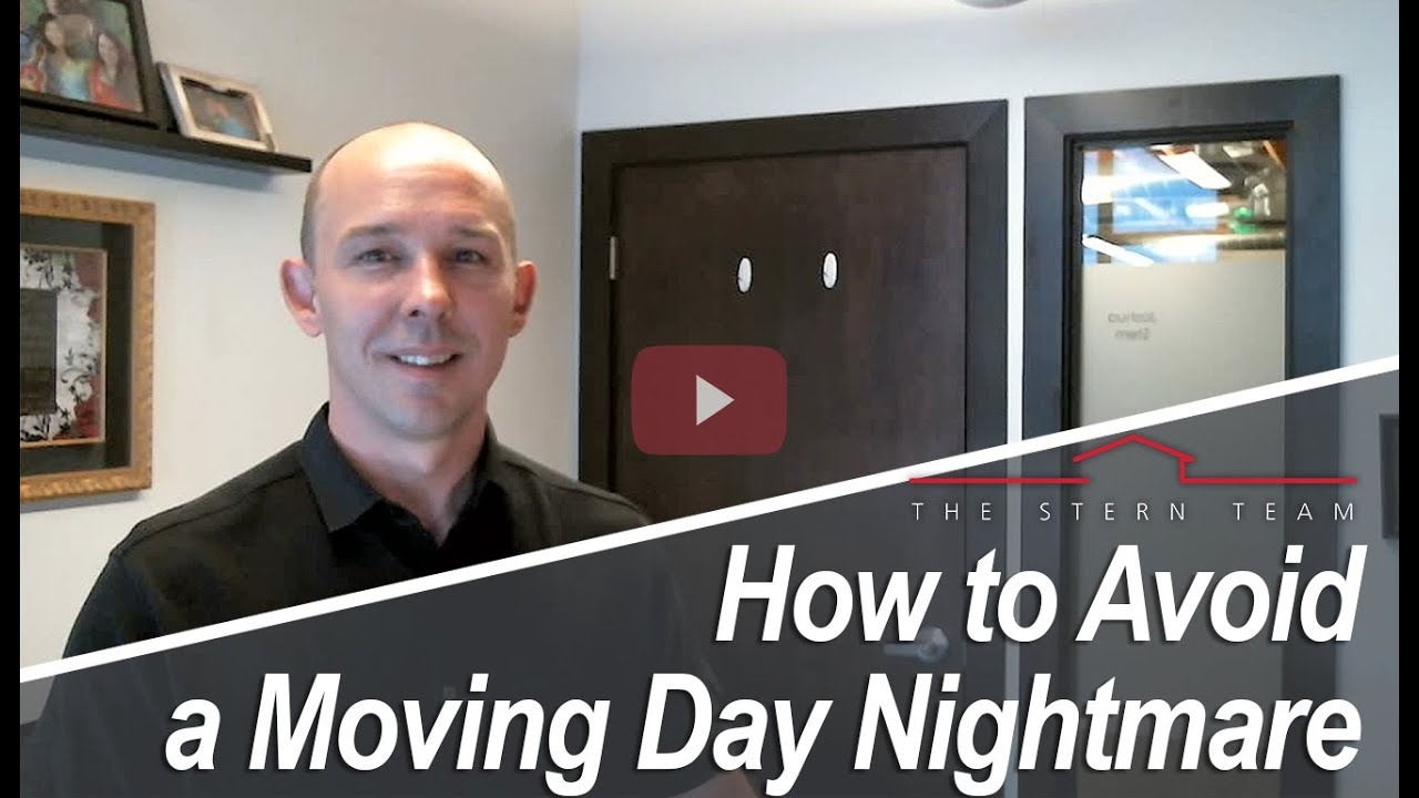 Are You Prepared for Moving Day?
