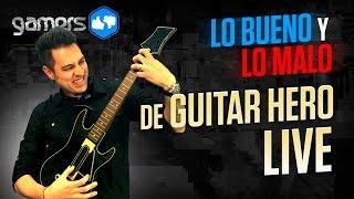 Video Lo Bueno y Lo Malo de Guitar Hero Live MP3, 3GP, MP4, WEBM, AVI, FLV Oktober 2018
