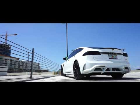 MC Customs | Tesla Model S P90D
