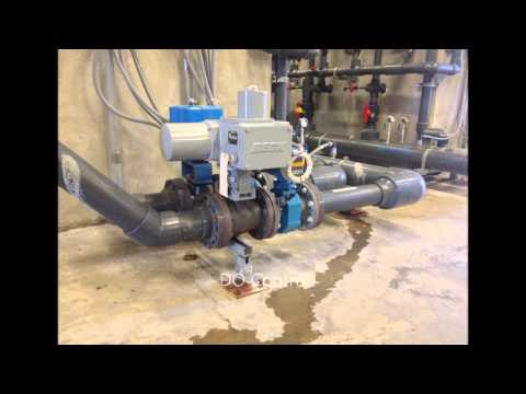 BECK Water and Wastewater Valve Actuator Applications