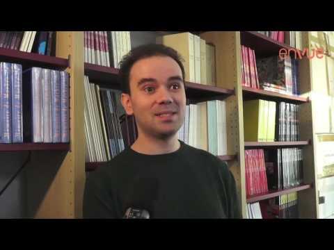 Le goût des maths, avec Mickaël Launay