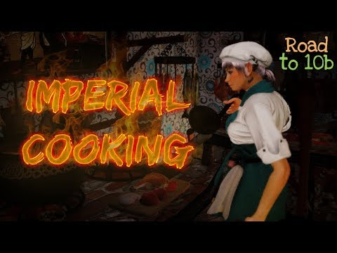 Imperial Cooking || Road To 10bil ➟ Week2-3 Ep4.