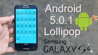 This video will show you how Android 5.0.1 works on Samsung Galaxy s4 variants.There are many features in this update , How to Update Samsung Galaxy S4 SM-i9500,SM-I9505 to Android 5.0.1  Official Firmware - https://www.youtube.com/watch?v=nkjne3gQ5VoMusic---------TeknoAXE's Royalty Free Music #41 (And End Scene)https://www.youtube.com/watch?v=Uz6OFzla-rIhttp://teknoaxe.com/Link_Code_2.php?q=663