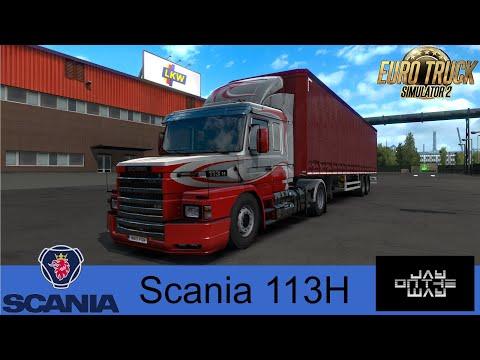 TRUCK SCANIA 113H T v2.0