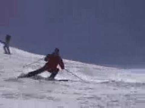 Ski Jump Ski fall Ski blooper