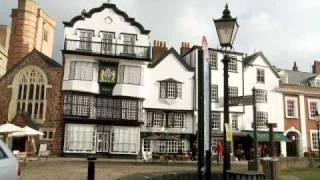 Exeter United Kingdom  city images : Vobes Explores - Exeter in Devon