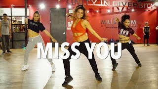 MISS YOU - Cashmere Cat, Major Lazor, Tory Lanez | Choreography by Alexander Chung