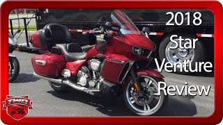 9. 2018 Star Venture Motorcycle Review