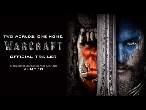 The Full Trailer For Warcraft Has Landed