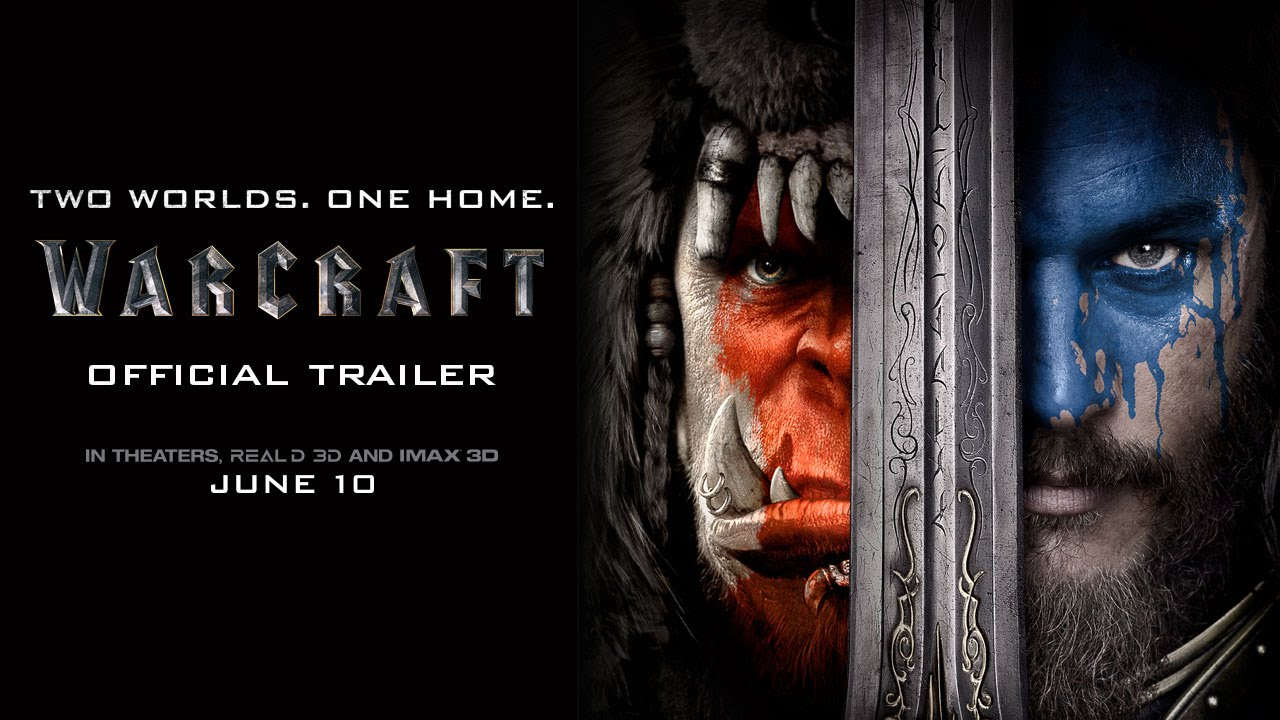 New Warcraft Movie Trailer