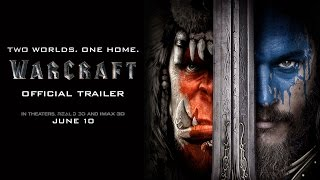 Warcraft - Official Trailer (HD)