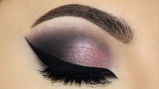 ⭐Dramatic Plum Smokey Eyes & Cat Eyeliner MakeUp Tutorial | Melissa Samways ⭐