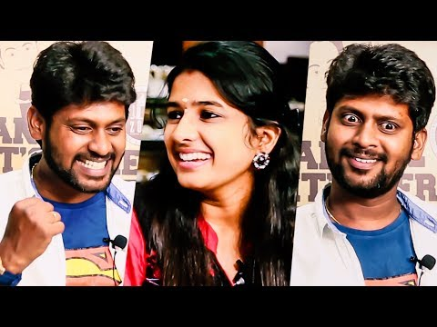 Video Rio Raj & Shruthi's Fun Interaction and Journey from Sun Music to Saravanan Meenatchi | US 29 download in MP3, 3GP, MP4, WEBM, AVI, FLV January 2017