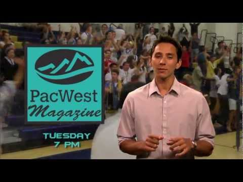 PacWest TV Promo for Oct. 30 Show