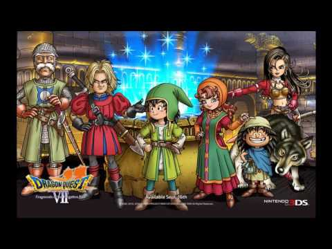 Dragon Quest VII Fragments of a Forgotten Past OST - Japanese Orchestrated Soundtrack