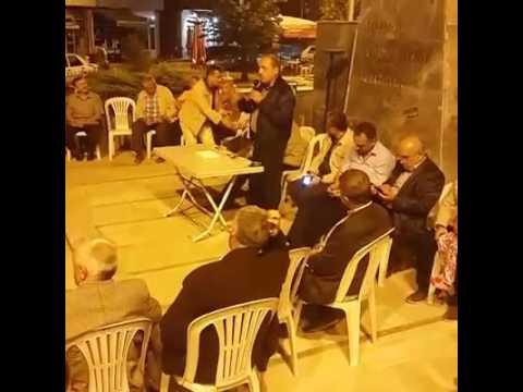 21.07.2016 Demokrasi Nöbeti-Milletvekili Yılmaz TUNÇ un canlı bağlantısı