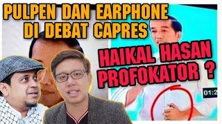 Video Pulpen Jokowi Di DEBAT CAPRES dan HAIKAL HASAN PROVOKATOR ? MP3, 3GP, MP4, WEBM, AVI, FLV Februari 2019