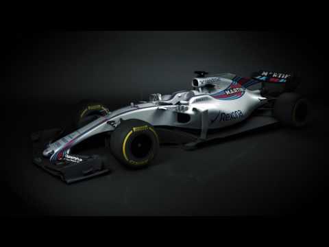 Williams presentó el FW40
