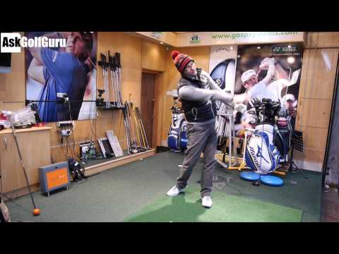 How To Use Your Hands at Impact in a Golf swing AskGolfGuru