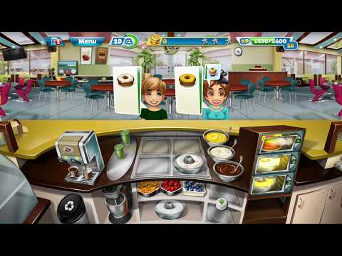 Cooking Fever Bakery Level 25